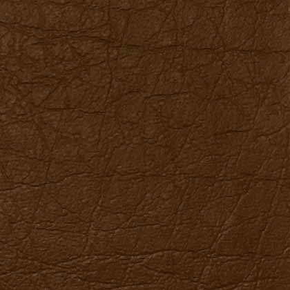 Table pad color sample Chocolate Leatherlook