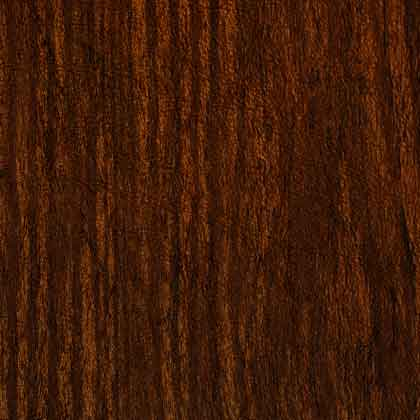 Table pad color sample Dk. Cherry Woodgrain