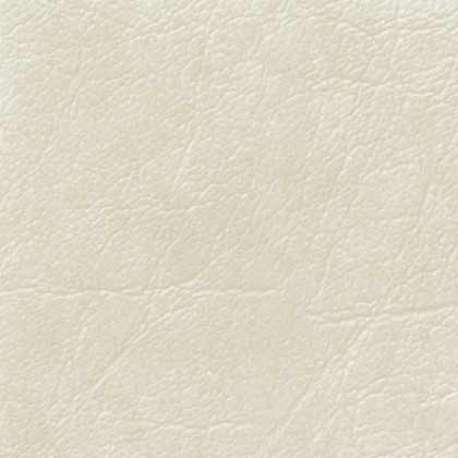 Table pad color sample Ivory Leatherlook