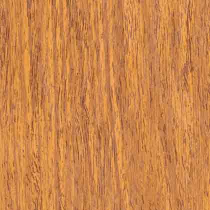 Table pad color sample Lt. Oak Woodgrain