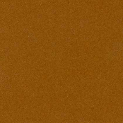 Table pad bottom fabric sample Tan Velour