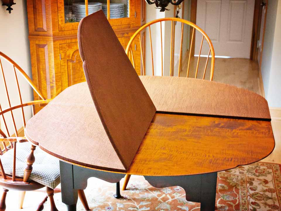kitchen table pads - Custom Dining Room Table Pads