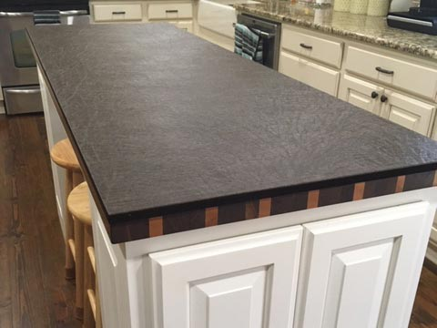 Kitchen counter/island protective cover pad